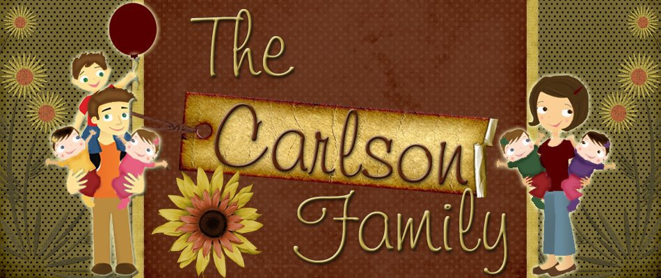 The Carlson Blog