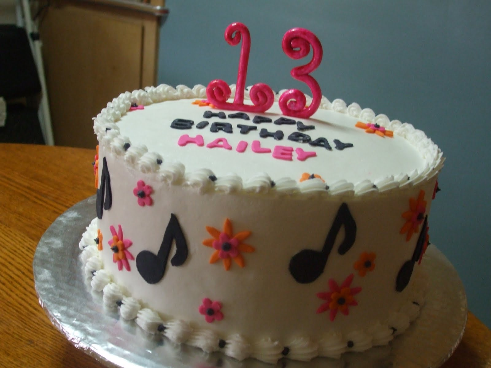 Birthday Cake For Young Lady Image Inspiration of Cake and