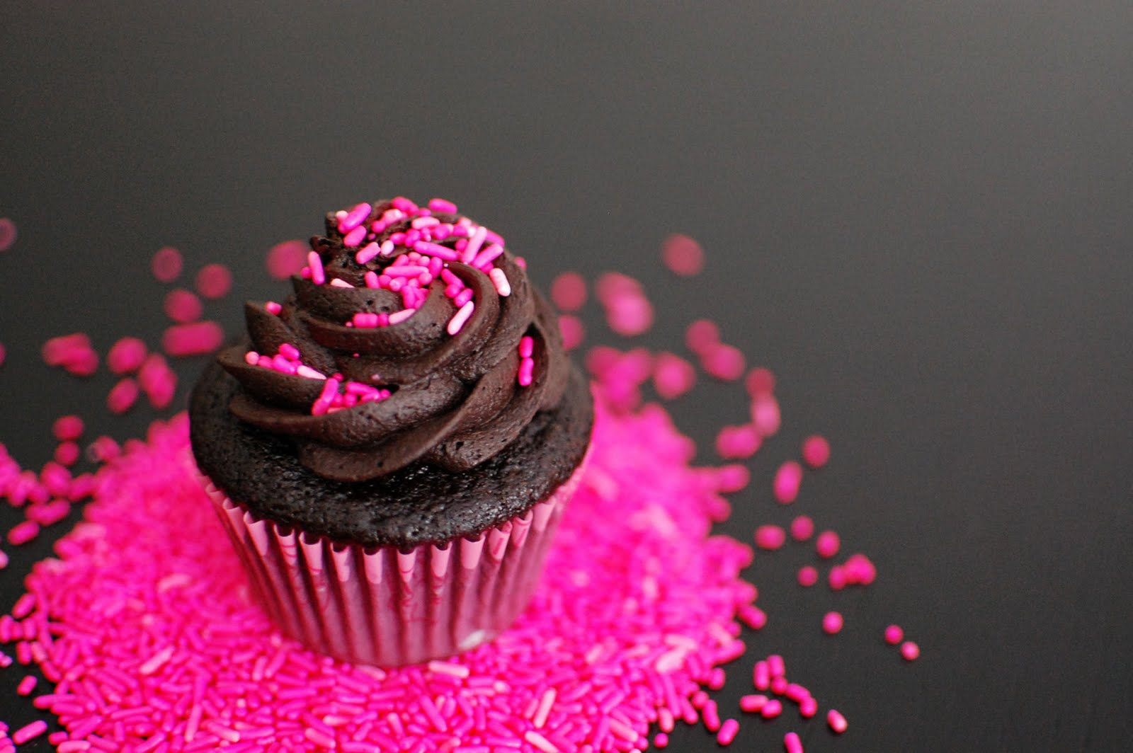 chocolate cupcakes with chocolate icing recipe