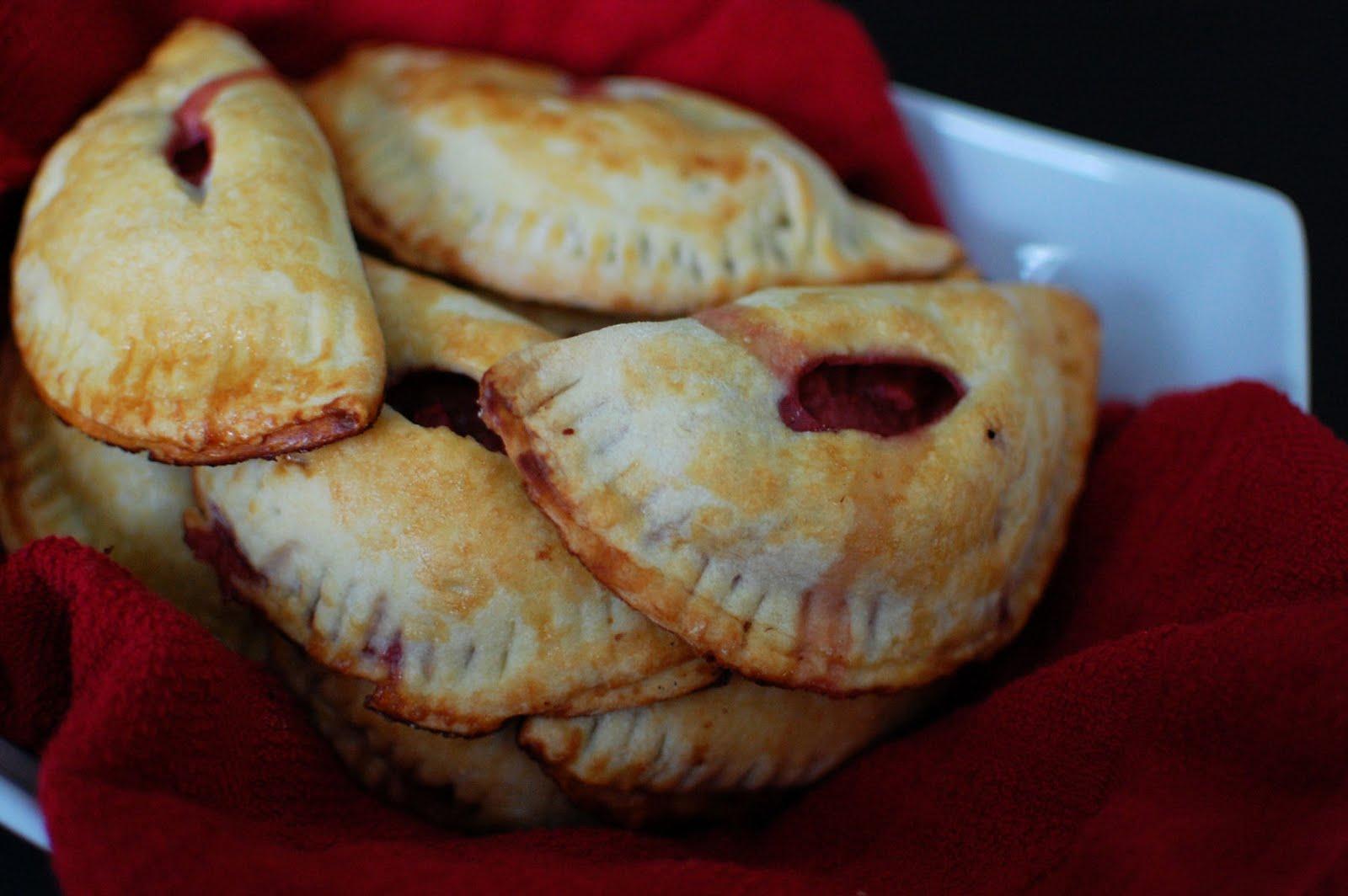 Strawberry Hand Pies | Beantown Baker