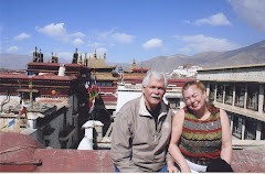 Norm & Nancy in Tibet