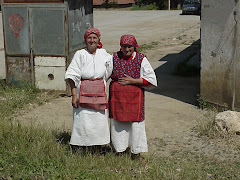In the Village of Latnice, Kosovo