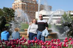 Norm and Nancy in Kansas City