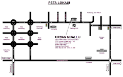 Map to Urban Muallij