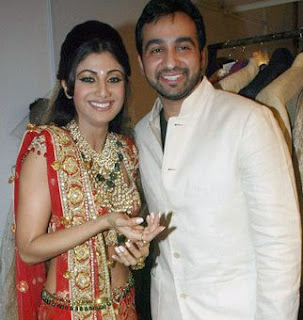 Bollywood Celebrity Shilpa Shetty marries Raj Kundra