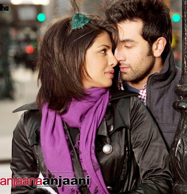 Priyanka Chopra Ranbir Kapoor Anjaana Anjaani Movie Wallpaper Photoshoot.jpg