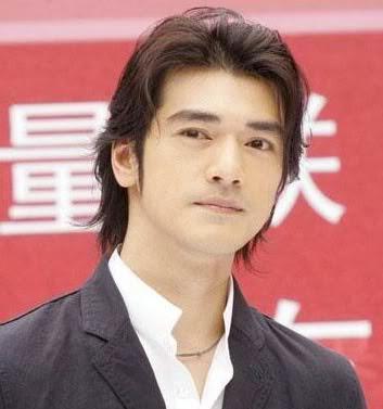 Takeshi Kaneshiro hairstyle