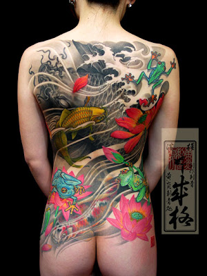 Japanese Tattoos and
