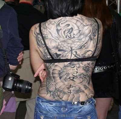 Exhibition Tattoo