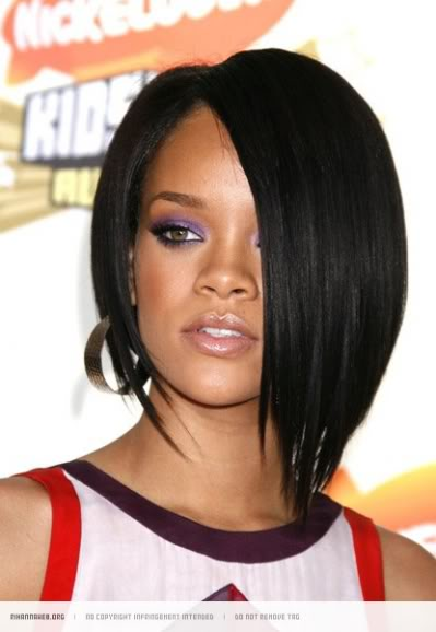 Layered Hairstyle: Inverted Bob Haircut in 2009