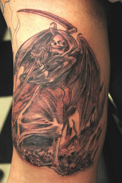 types of angel tattoo designquxxo