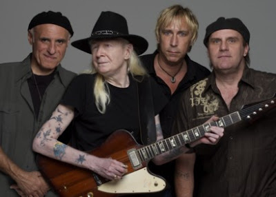 Johnny Winter Tattoos