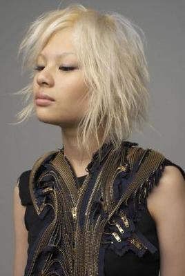 Asian hairstyles for spring 2010