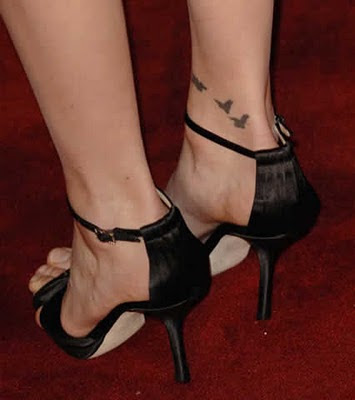 Michelle Williams Tattoos