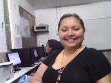 Colega de curso Professora Alexssandra