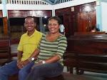 Casal Jackson e Marisete são membros do G.O São PAulo