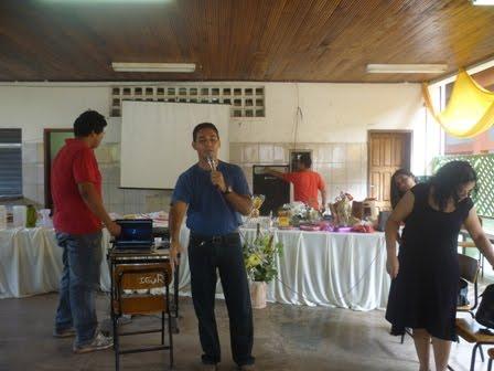 Palestra com Amiraldo Junior
