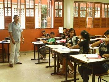 Um pouco de Matemática com o profº Edson Mira