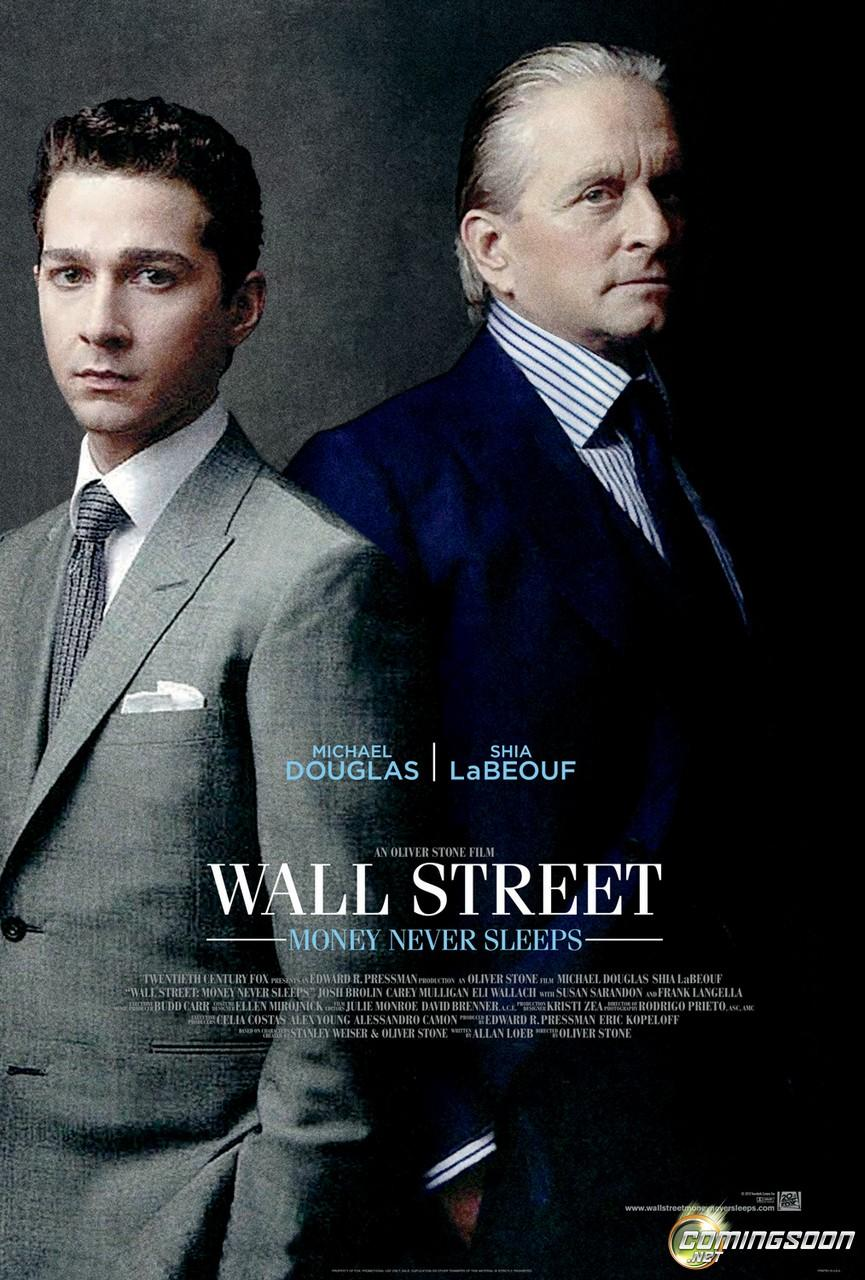 wall street money never sleeps 2010 Attention all wall street addicts, gordon gekko (michael douglas) is returning to  the big screen this month in the much anticipated 2010 fall.