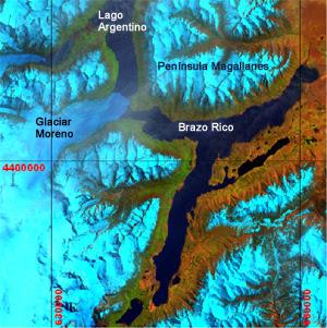 Leia mais sobre o glaciar