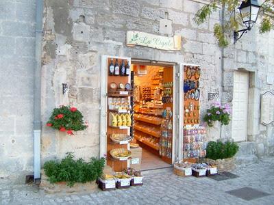 A cigarra é o símbolo de Provence
