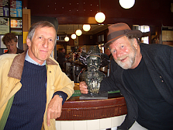 Dr Jonathan King with Jack Thompson