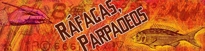 RÁFAGAS, PARPADEOS