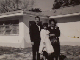 12 yr. old Annette with Mother and Father
