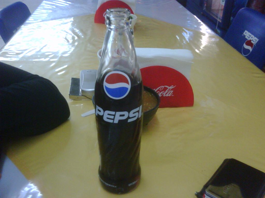 большой член с бутылку от пепси фото