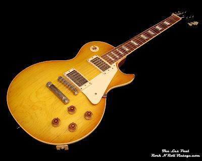 1958 Gibson Les Paul Guitar
