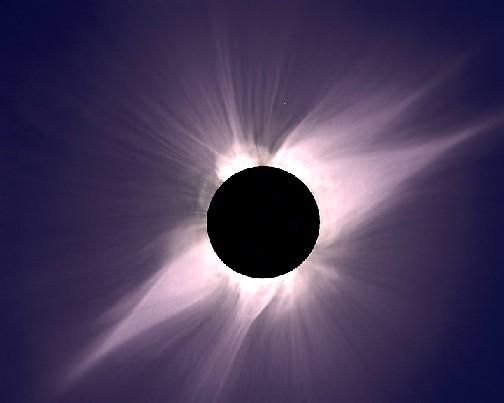 Foto Gerhana Matahari