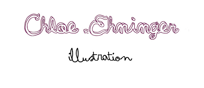Chloe Ehninger Illustration