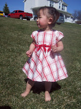 Naomi's Easter Dress