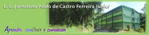 Blog da Escola Jorn. Paulo de Castro Ferreira Junior