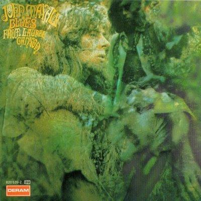 Ce que vous écoutez  là tout de suite - Page 22 John_Mayall_1968_Blues_From_Laurel_Canyon
