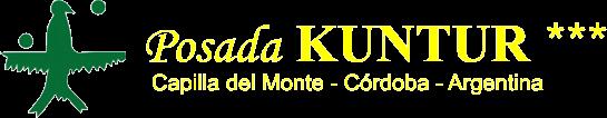 Posada KUNTUR *** - Capilla del Monte - Córdoba - Argentina