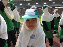Ulang tahun 'Irdina Saffiyah yg ke 7