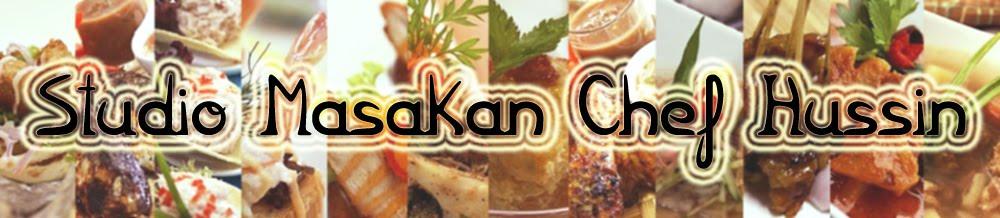 Studio Masakan Chef Hussin