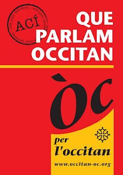 Label òc per l'occitan