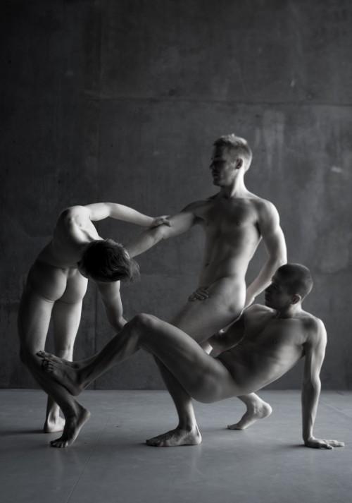 Ballet men gay