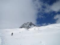 Skitour: Aglsjoch/ Lorenzenspitz - 2825m