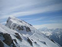 Skitour: Plattkofel - 2964m