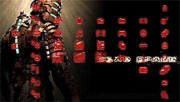 ps3 themes dead space