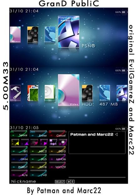 psp themes xmb - 440×623