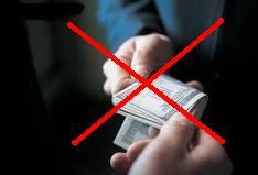 Stop korupsi dan Suap di Indonesia