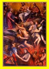 Oraciones  y reflexiones  sobre las almas del Purgatorio
