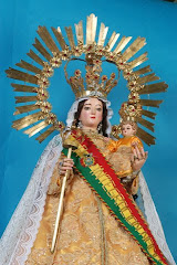 PAGINA OFICIAL DEL SANTUARIO MARIA DE URCUPIA
