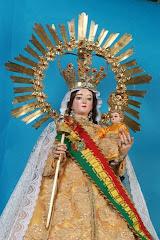 PAGINA OFICIAL DEL SANTUARIO MARIA DE URCUPIÑA