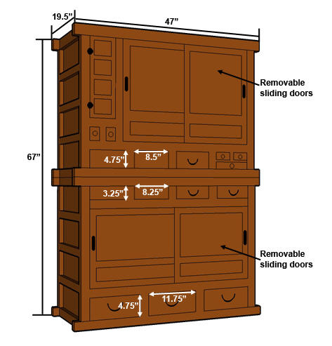 Woodwork cabinet plans pantry pdf plans for Kitchen pantry cabinet plans