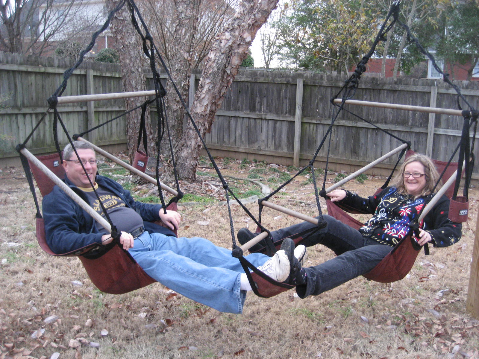 Green Thoughts: Sky Chair Fun